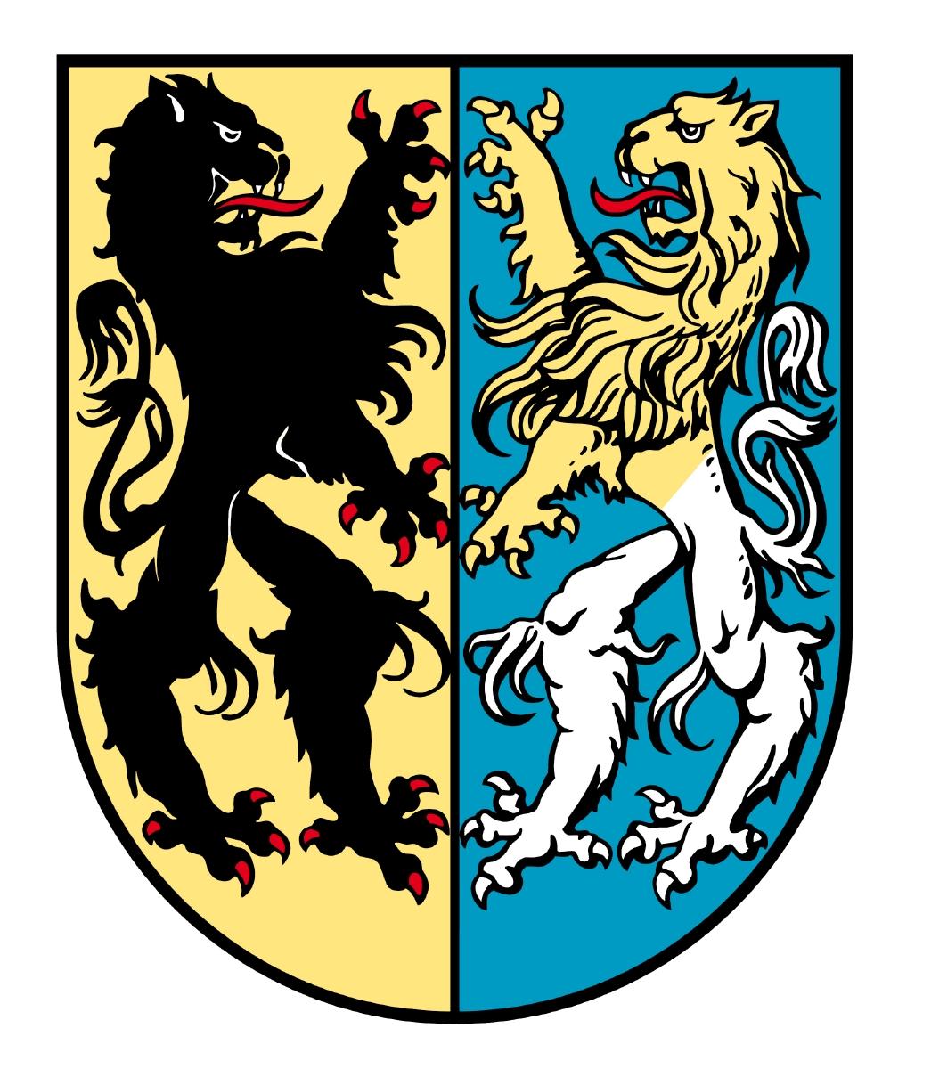 Wappen von Markkleeberg.
