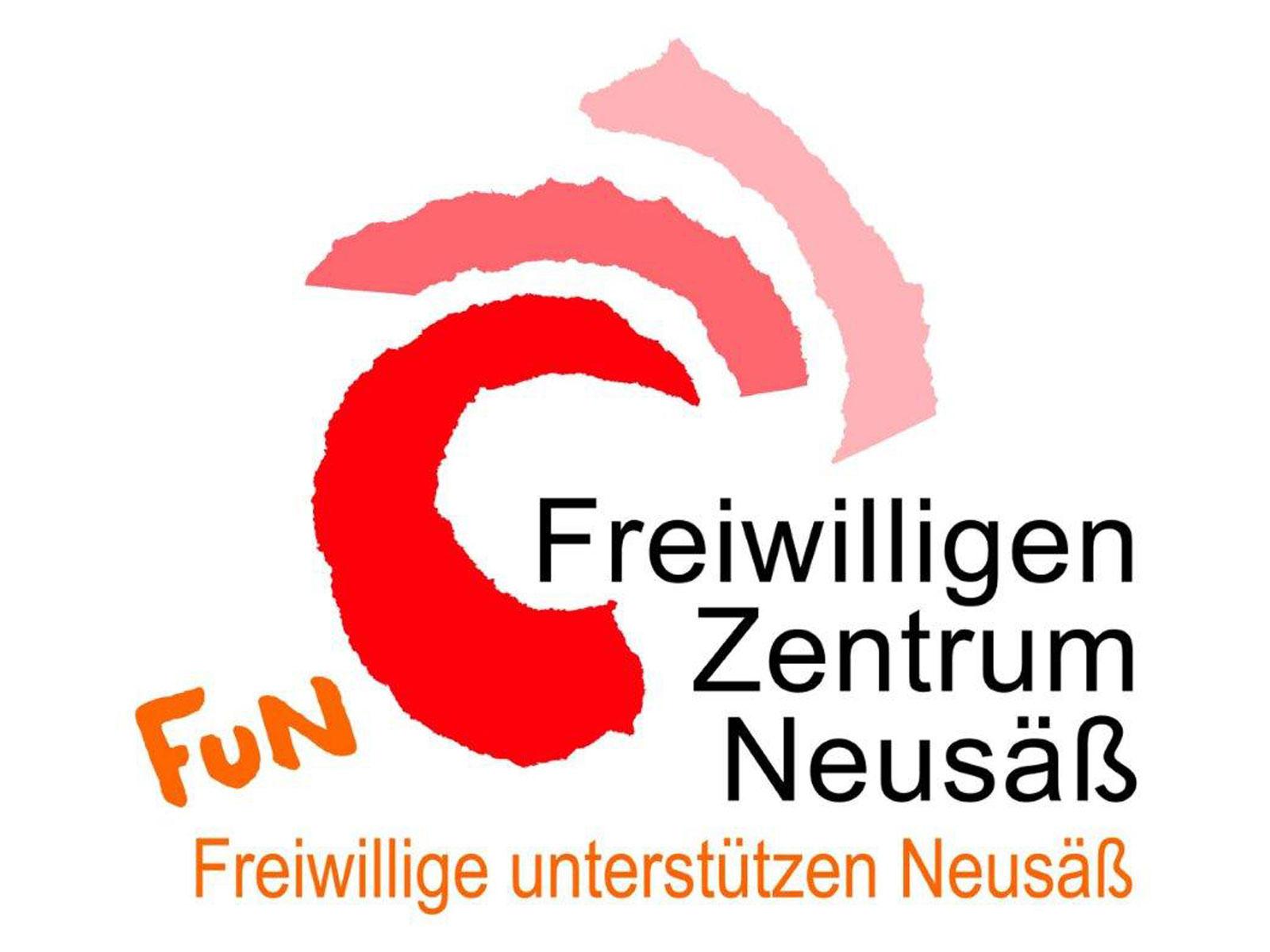 Logo Freiwilligen-Zentrum Neusäß (FuN).
