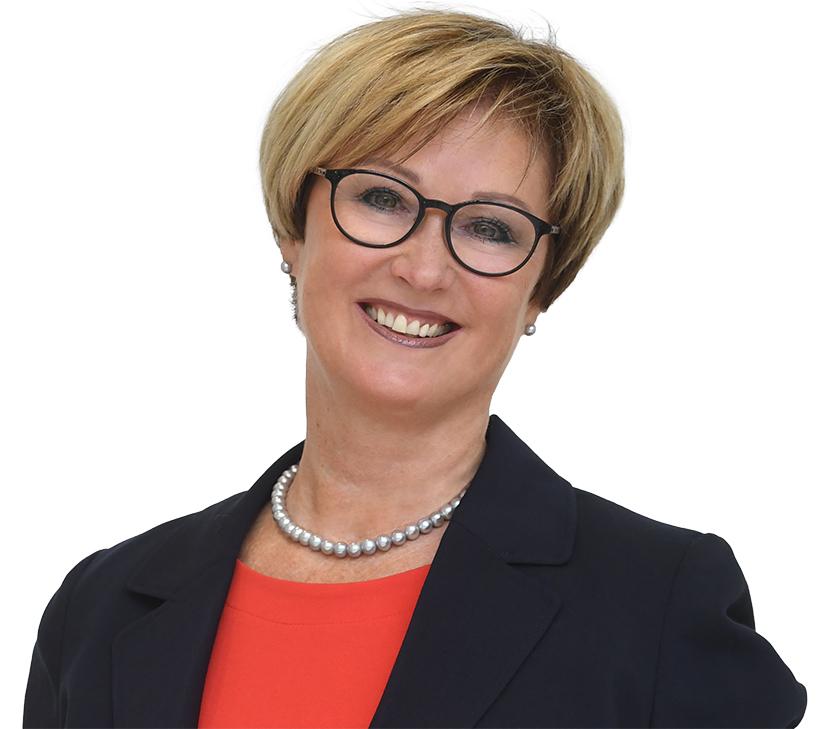 3. Bürgermeisterin Monika Uhl