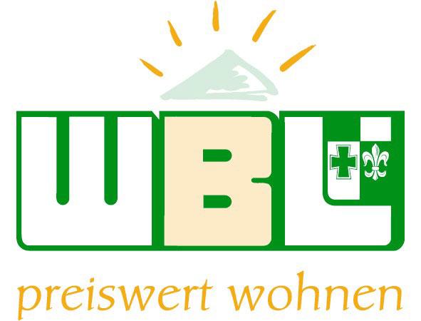 Logo der Wohnungsbau GmbH für den Landkreis Augsburg