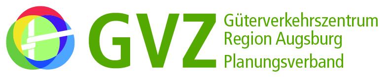 "Logo des Planungsverbandes ""Güterverkehrszentrum Raum Augsburg"""
