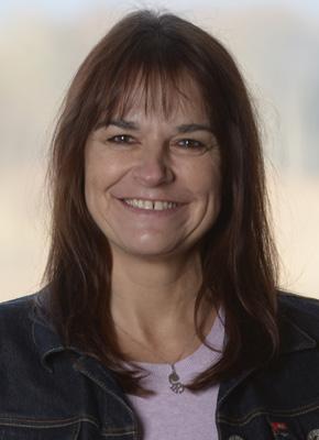 Stadträtin Ulla Schwinge-Haines