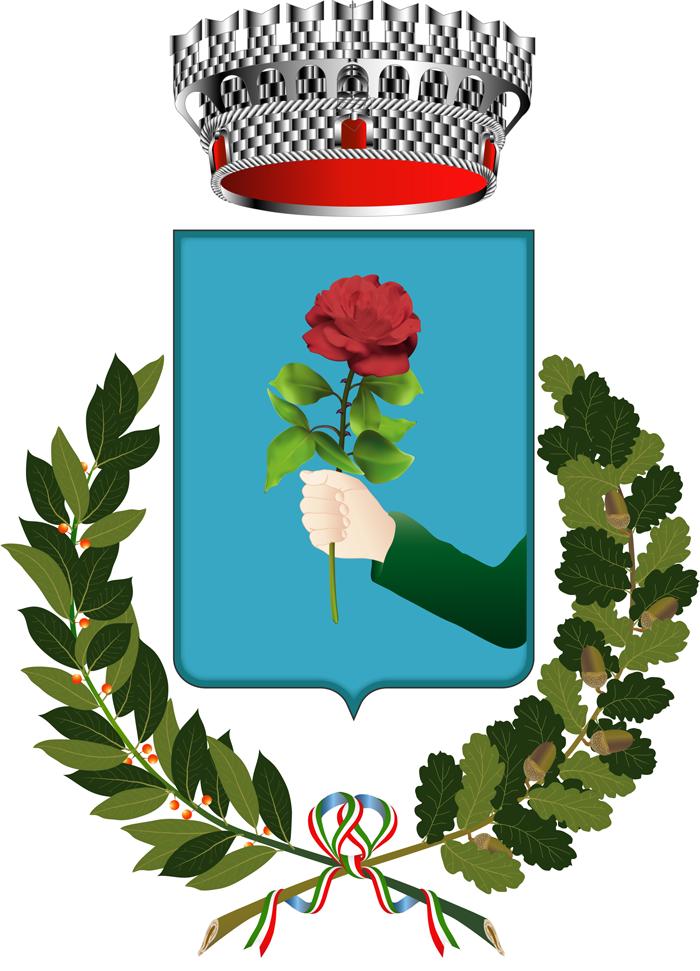 Wappen von Bracciano.