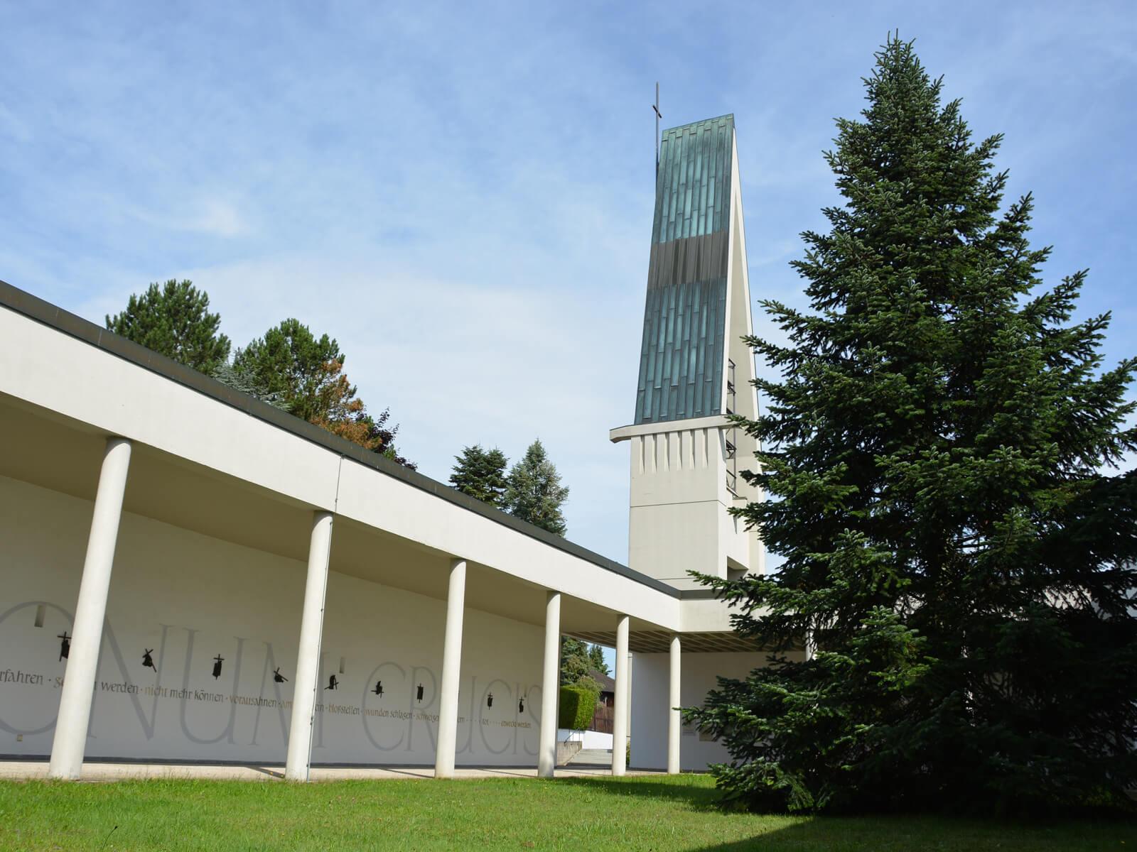 Kirche Sankt Vitus. Foto: Kerstin Weidner