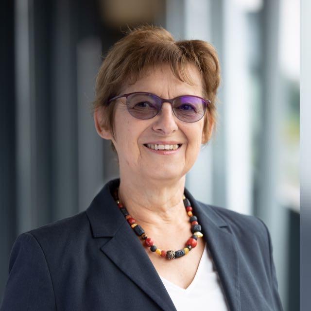 Stadträtin Inge Steinmetz-Maaz