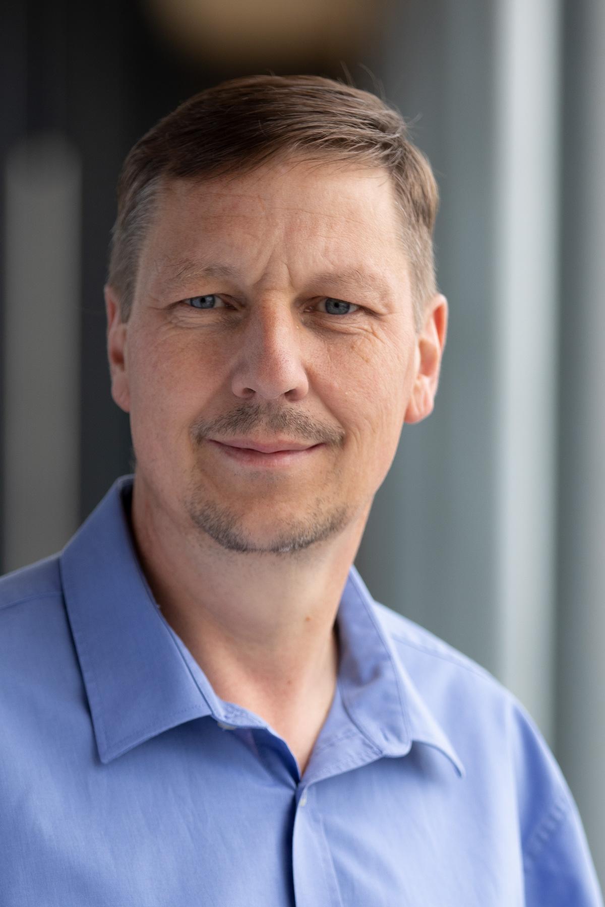 Stadtrat Wolfgang Weiland