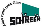 Logo der Glaserei Schreer