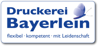 Logo - Druckerei Bayerlein GmbH