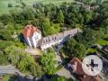 Das Schloss Hainhofen von oben. Foto: Ingo Dumreicher