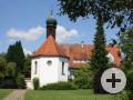 Sankt Antonius Kapelle. Foto: Kerstin Weidner