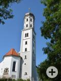 Kirche Mariä Himmelfahrt. Foto Kerstin Weidner