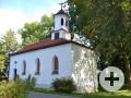 Die Kapelle Sankt Cosmas und Damian. Foto: Kerstin Weidner