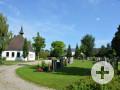 Friedhof in Täfertingen. Foto: Kerstin Weidner