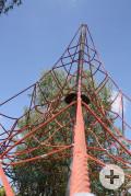 Klettergerüst Ägidius-Schule Foto: Stadt Neusäß