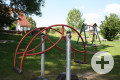 Spielplatz Fasanenweg Foto: Stadt Neusäß