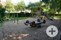 Spielplatz Schulgässchen Foto: Stadt Neusäß