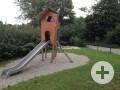 Spielplatz Ulmer Straße Foto: Stadt Neusäß