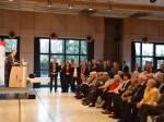 Zahlreiche Bürgerinnen und Bürger besuchten den Neujahrsempfang der Stadt Neusäß
