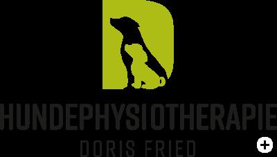 Logo Hundephysiotherapie Doris Fried