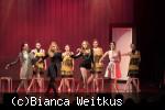 Tänzerinnen von Young Stage