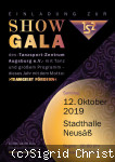 Plakat Show Gala