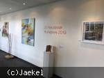 Ausschnitt Ausstellung mit verschiedenen Exponaten
