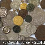 Viele Münzen