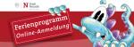 Banner Online-Anmeldung Ferienprogramm