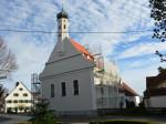 Aktuelle Ansicht der Kapelle in Schlipsheim.