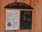 Schautafel - Was macht der Regenwurm im Winter?