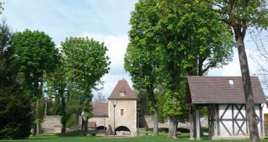 Park in Cusset. Foto © Stadt Cusset