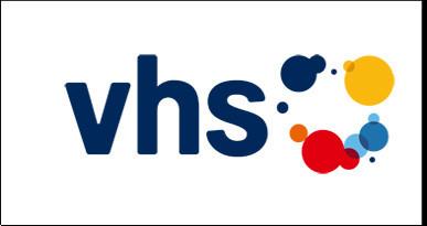 Das Logo der VHS.