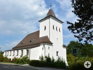 Kirche Philippus. Foto: Kerstin Weidner