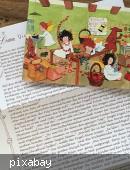 Brief an den Heiligen Nikolaus