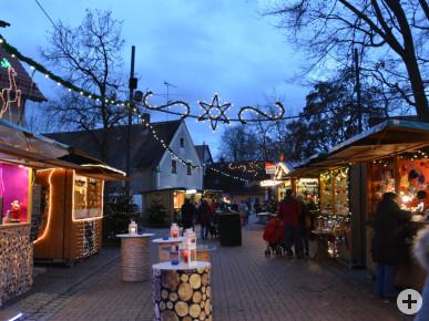 Der Neusässer Weihnachtsmarkt