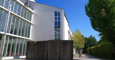 Ansicht Neusässer Rathaus