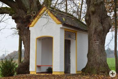 Feldkapelle in Schlipsheim.