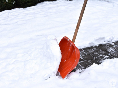 Schneeräumer. Bild: pixabay