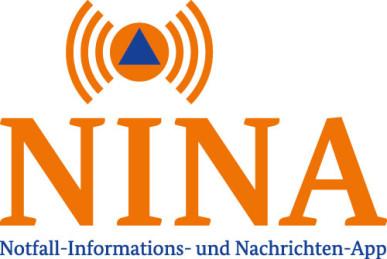 Logo der Warn-App NINA